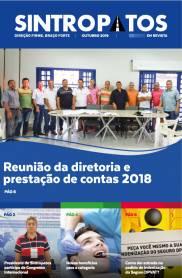 Revista Sintropatos Outubro 2019