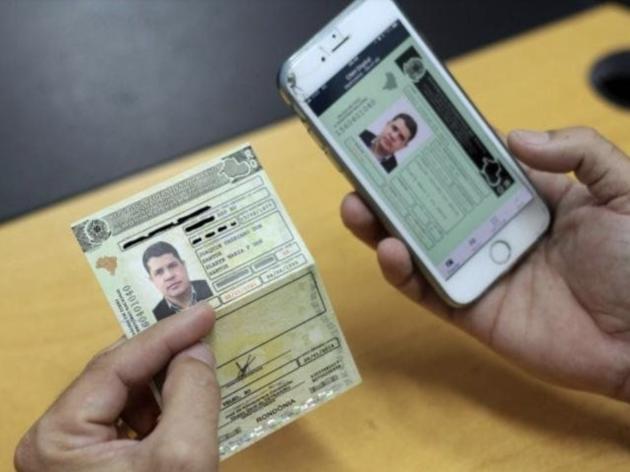 Mais de 160 mil condutores aderiram à CNH Digital em Minas Gerais