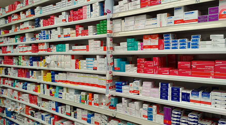 Inflação atinge 0,57% em abril pressionada pelo reajuste no preço dos remédios