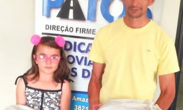 Sintropatos realiza entrega de kits escolares 2019