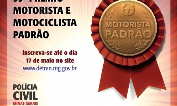 """Abertas as Inscrições para """"59º Motorista e Motociclista Padrão"""""""
