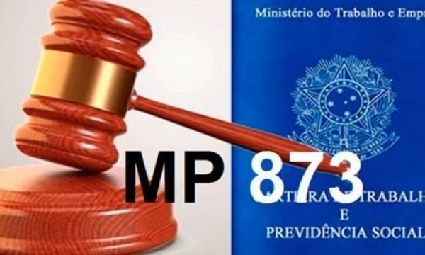 Entidades sindicais obtém êxitos em ações que questionam MP 873/19